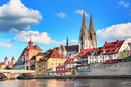 Berufscasting Regensburg Events